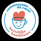 Commerçants du cœur Logo